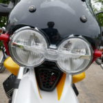 Gesicht der neuen V85 TT